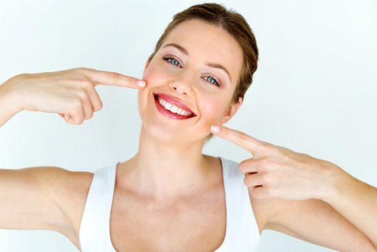 הלבנת שיניים מהירה במיוחד